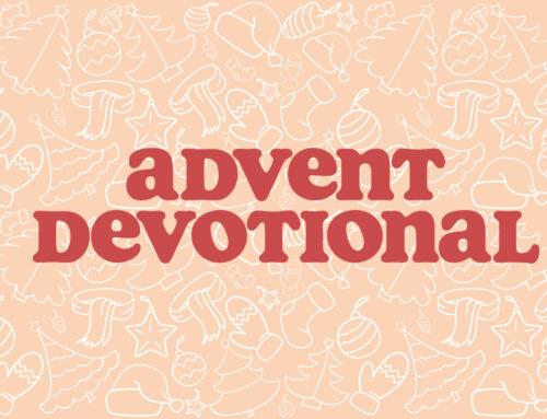 Advent Devotional: #2 HOPE