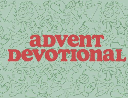 Advent Devotional: #5 LOVE